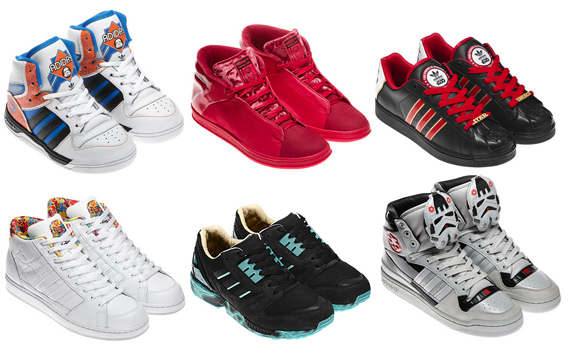 ef0bfe8e5bdd star wars adidas 2012 collection
