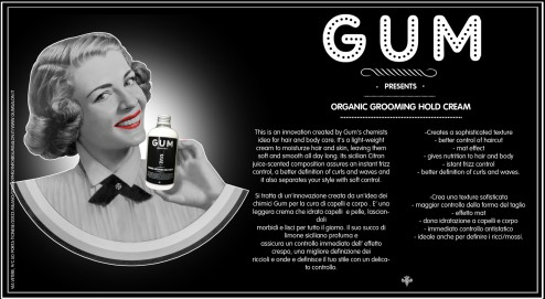 GUM ORGANIC CREAM_About