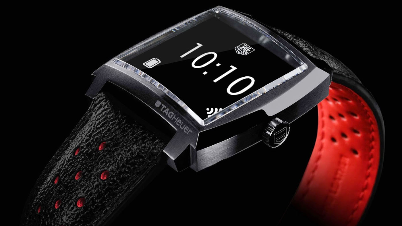 Tag Heuer Smart Watch