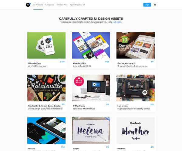 Carefully-Crafted-UI-Design-Assets