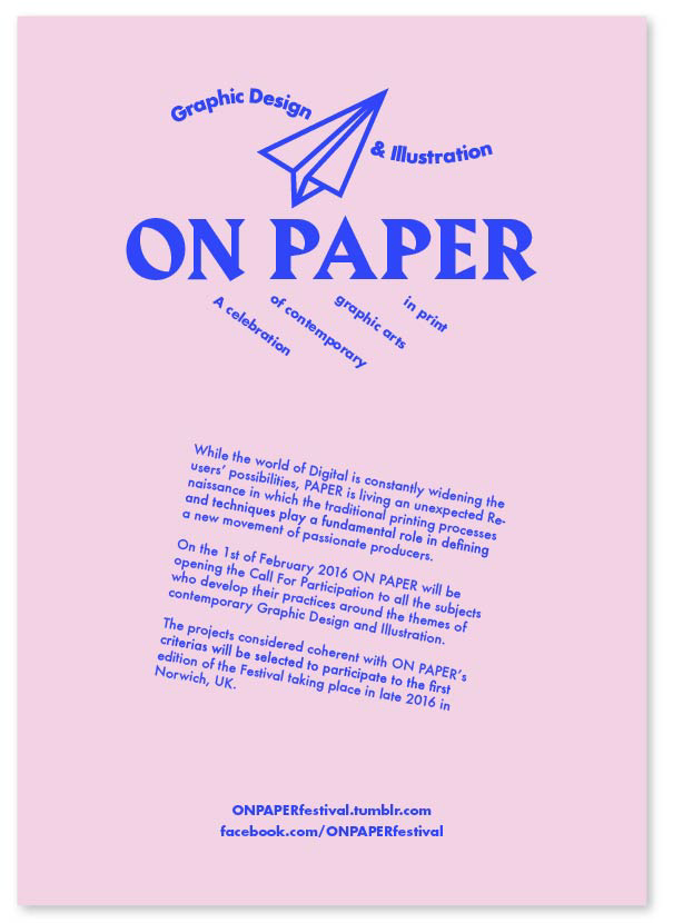 ONPAPER_Poster