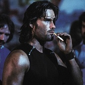 Escape from New York - Kurt Russell aka Snake Plissken