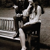 Bob Dylan and Joan Baez, 1965