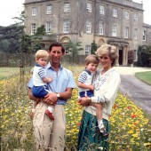 Wales Family Highgrove