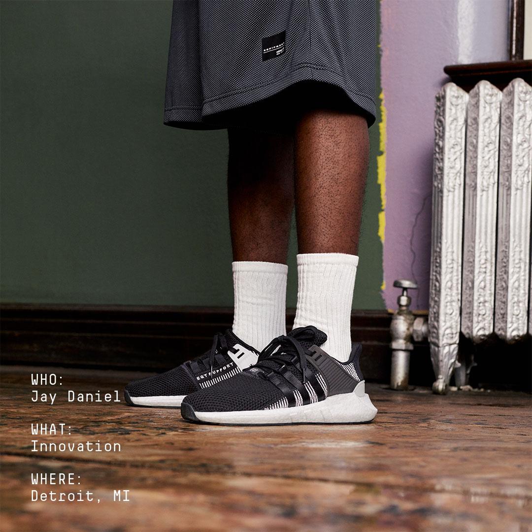 Jay Daniel 1 - Row 4_aO channel_On Foot